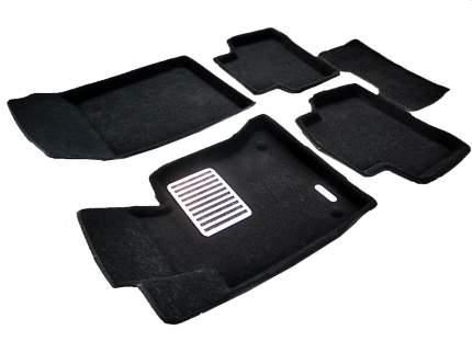 Комплект ковриков в салон автомобиля для Mercedes Euromat Original Lux (em3d-003511)