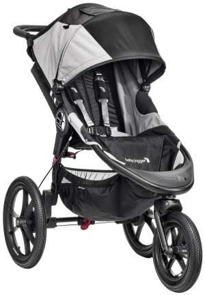 Прогулочная коляска Baby Jogger Summit X3 с бампером BLACK, GRAY черный-серый