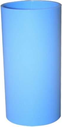 Стакан для зубных щеток, материал - полипропилен, цвет голубой
