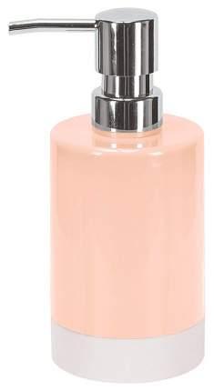 Емкость для жидкого мыла Kleine Wolke Double Apricot Розовый