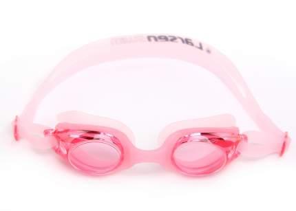 Очки для плавания Larsen DS-GG205 розовые (03)