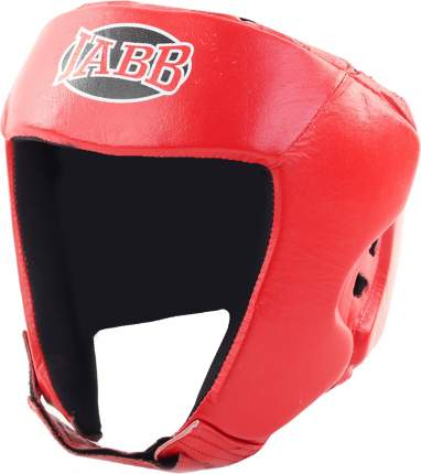 Боксерский шлем Jabb JE-2004 красный S