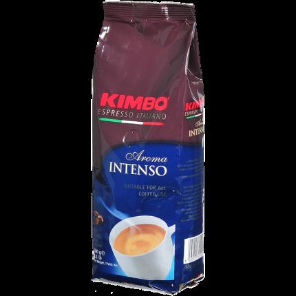 Кофе Kimbo aroma intenso насыщенный зерно 500 г