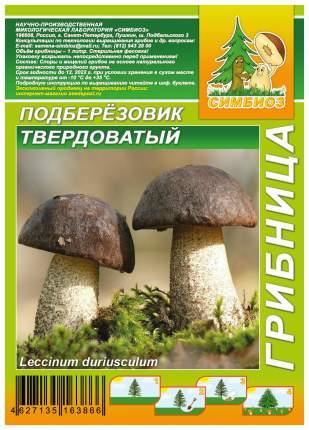 Мицелий грибов Грибница субстрат микоризный Подберезовик Твердоватый, 1 л Симбиоз