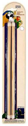 Жердочки деревянные для птиц Penn Plax (30х1 см)
