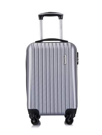Чемодан L'Case Krabi Silver S