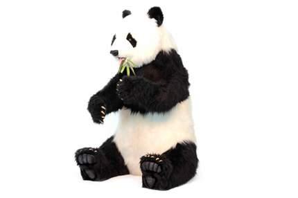 Мягкая игрушка Hansa Панда сидящая 130 см