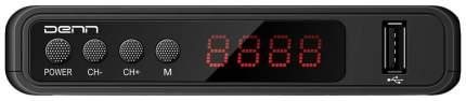 DVB-T2 приставка Denn DDT160 Black