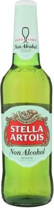 Пиво Stella Artois безалкогольное 0.5 л