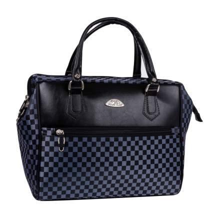 Дорожная сумка Polar 7062д черная 27 x 35 x 16
