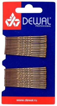 Аксессуар для волос Dewal SLN50V-3/24 50 мм Волна Коричневые 24 шт