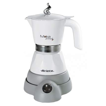 Гейзерная кофеварка Ariete 1358 White