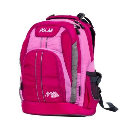 Рюкзак Polar П221 24 л темно-розовый