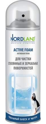 NORDLAND Пена для чистки зеркальных и стеклянных поверхностей, 500 мл.