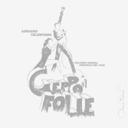 Аудио диск Adriano Celentano  Geppo Il Folle (RU)(CD)