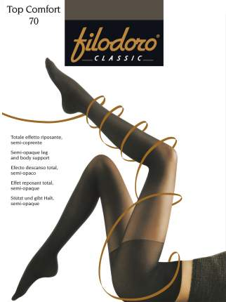Колготки Filodoro Classic TOP COMFORT 70/Mineral/3 (M)