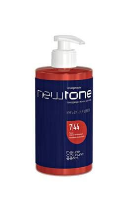 Тонирующая маска для волос NEWTONE ESTEL HAUTE COUTURE 7/44 Русый медный интенсивный