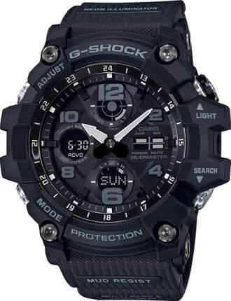 Японские наручные часы Casio G-Shock GWG-100-1A с хронографом