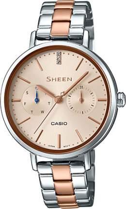 Наручные часы кварцевые женские Casio Sheen SHE-3054SPG-4A