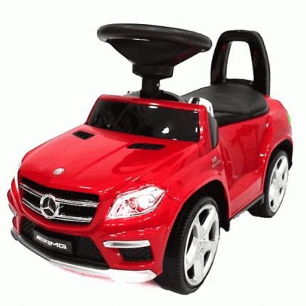 Каталка детская RIVERTOYS Mercedes-Benz A888AA красный