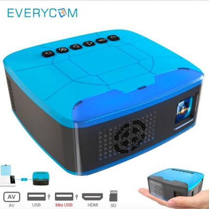 Мини проектор Everycom U20