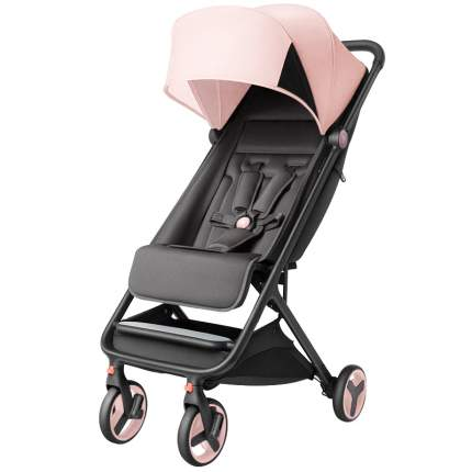 Коляска прогулочная Xiaomi MITU Baby Folding Stroller Pink