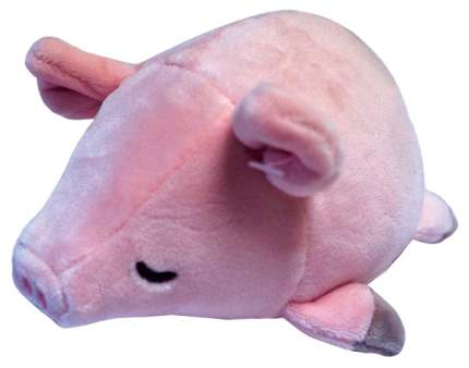 Мягкая игрушка Yangzhou Kingstone Toys Свинка розовая M2002