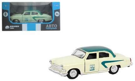 Коллекционная модель Автопанорама Машинка 1200073