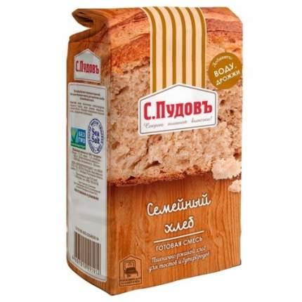 Хлебная смесь семейный хлеб  500 г
