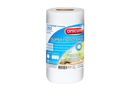 Бумажные полотенца Unicum