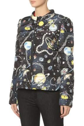 Куртка женская Love Moschino черная 42