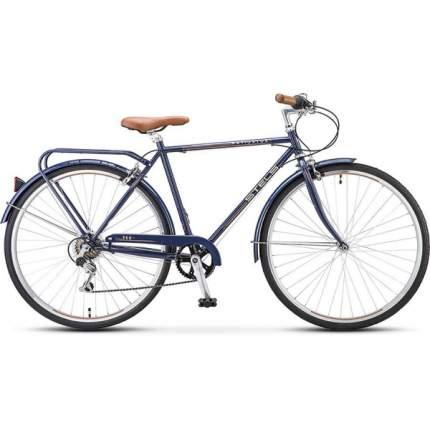 "Велосипед Stels Navigator 28 360 V010 2016 21.5"" синий"