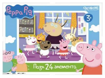 Пазл Origami Peppa Pig 01594 в ассортименте
