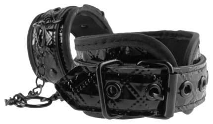 Наручники Pipedream Couture Cuffs черный