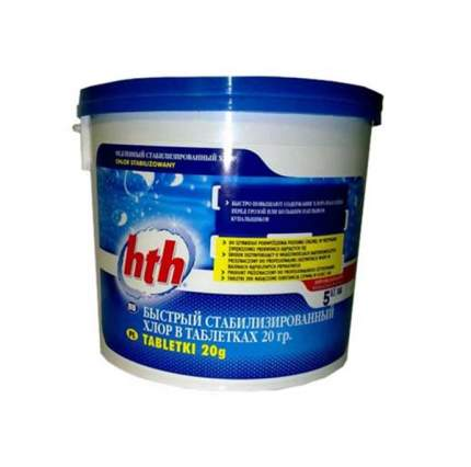 Дезинфицирующее средство для бассейна HTH C800673H2 5 кг