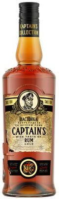 Ликер Captain's Rum Gold 0.5 л
