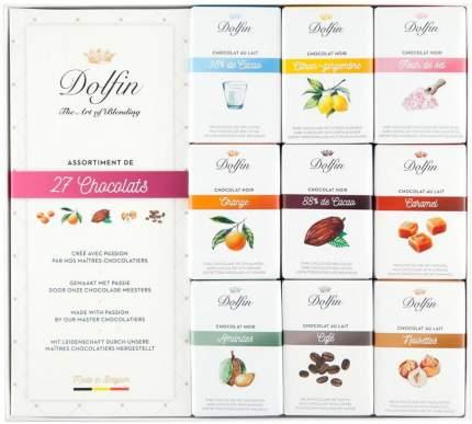 Шоколад Dolfin Gift Set of 27 bars 270 г
