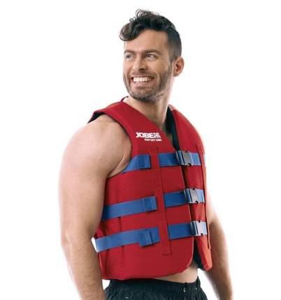 Гидрожилет унисекс Jobe 2020 Heavy Duty Vest, red, M