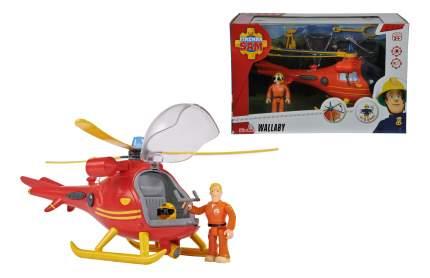 Вертолет Simba Пожарный сэм, 24 см