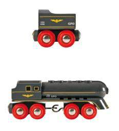 Скорый поезд железной дороги Brio 33697