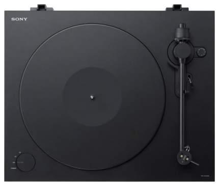 Проигрыватель виниловых пластинок Sony PS-HX500 Black