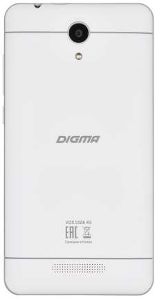 Смартфон Digma VOX S506 4G 8Gb White (VS5020PL)