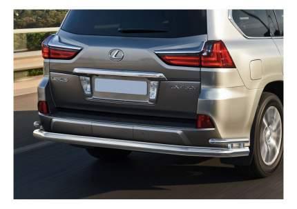 Защита заднего бампера RIVAL для Lexus (R.3210.010)