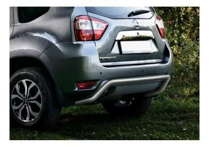 Защита заднего бампера RIVAL для Nissan (R.4119.004)