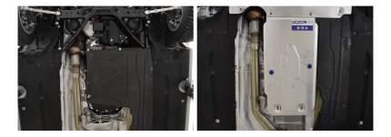 Защита КПП RIVAL для BMW (333.0521.1)