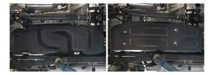 Защита бензобака АвтоБРОНЯ для Toyota (111.09505.1)