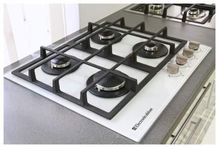 Встраиваемая варочная панель газовая Electronicsdeluxe GG4 750229 F-013 White