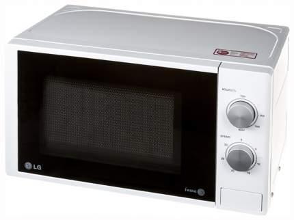 Микроволновая печь соло LG MS2022D white