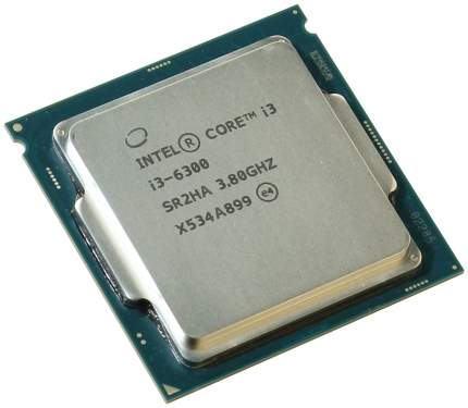 Процессор Intel Core i3 6300 Box