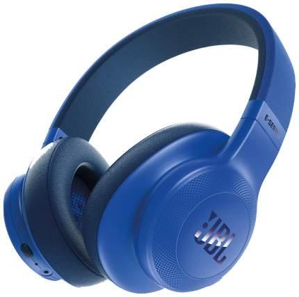Беспроводные наушники JBL E55BT Blue